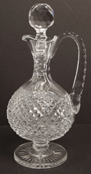 Brilliant Period American Cut Glass Decanter