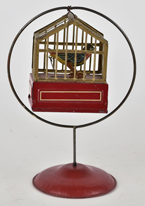Bird In Cage Toy