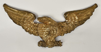 Brass Eagle Parade Torch