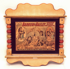 Barnum & Bailey Circus Store Sign