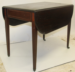 Baltimore inlaid table