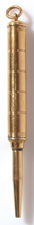 CARTIER PARIS GOLD MECHANICAL PENCIL