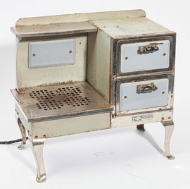 Empire Toy Electic Stove