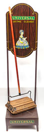 Universal Electric Sweeper Display Stand