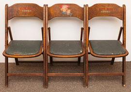 Buster Brown Chairs