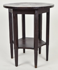 Stickley Bros. Attribution Tabouret