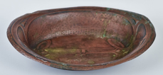 WMF Arts & Crafts Copper Bowl