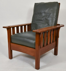 J.M. Young Morris Chair