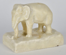 Rookwood Elephant Paperweight
