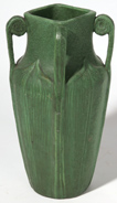 WHEATLEY POTTERY ARTS & CRAFTS VASE