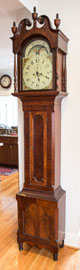 Early Tall Case Clock